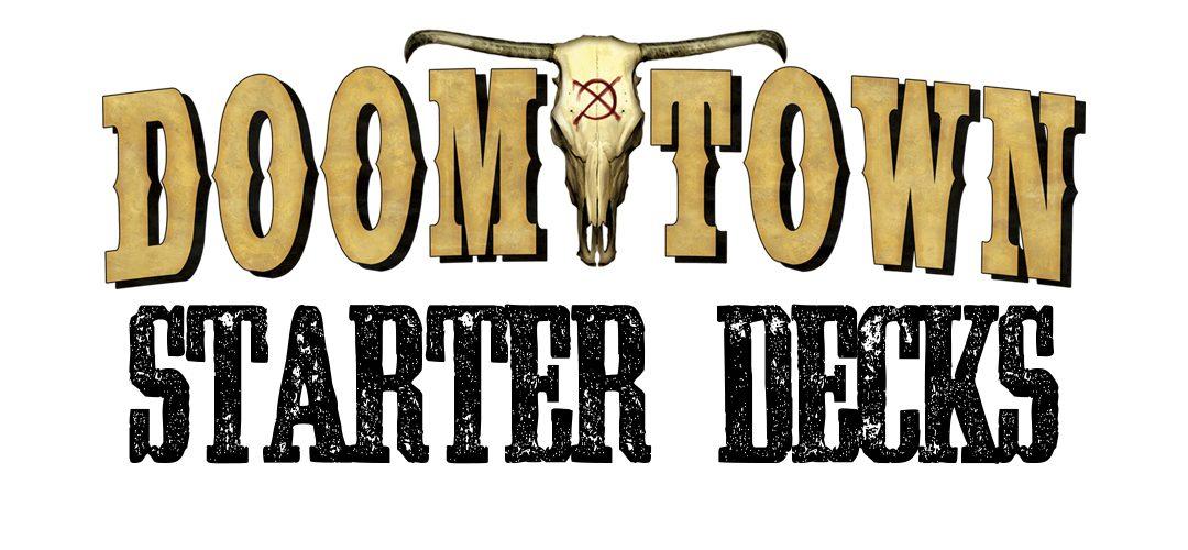 Introduction to Doomtown's Starter Decks