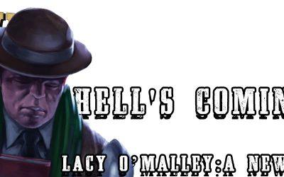 Lacy O'Malley – A Newsworthy Legend
