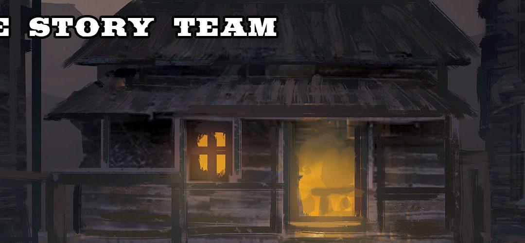 Meet the Story Team